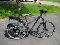 Custom Built Electric Bicycle - Norco Storm with Grin Tech