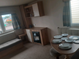 8 birth static caravan towyn wales