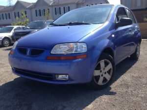 2008 Pontiac Wave Wagon