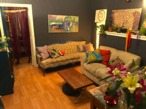 REDUCED/NEGOTIABLE big room. professional. shared. MARCH sublet.