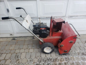24in Snow blower