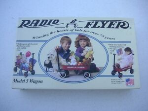 OLDER COLLECTABLE SMALL RADIO FLYER WAGON