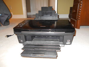 Epson Stylus NX420 Color Ink Jet All-in-One (C11CA80201) London Ontario image 1