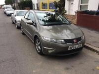 Honda Civic 2.2i-CTDi ES Full Service History Newly Serviced just 140k miles