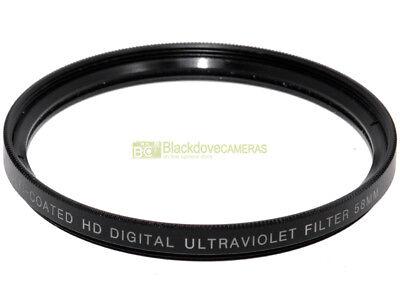 58mm. filtro UV XIT Pro Series Multi Coated. Ultra Violet Filter.