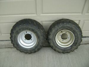 22x10x10 ATV TIRES AND RIMS