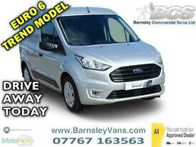 2020 Ford Transit Connect 200 EcoBlue Trend Panel Van Diesel Manual