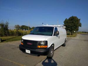 Cargo Van 2014 GMC Savana