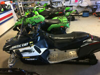 Arctic Cat 1100 TURBO LXR