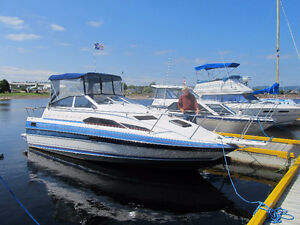 25 Bayliner Inboard/outboard with Trailer
