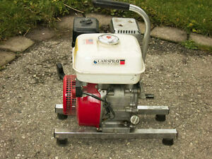 Honda 5HP Gas Engine GX140- Horizontal Output - Made in Japan