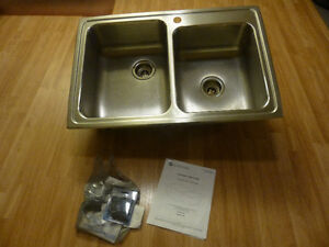 Glacier Bay Kitchen Sink
