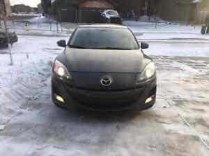 2010 Mazda Mazda3 GT Sport 2.5 Sedan