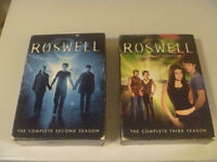Roswell Seasons Two And Three