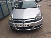 Vauxhall Astra 1.9CDTi 16v ( 120ps ) SRi 5 DOOR - 2006 56-REG - FULL MOT