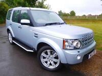 2011 Land Rover Discovery 3.0 TDV6 XS 5dr Auto FSH! Sat Nav! Bluetooth! 5 do...