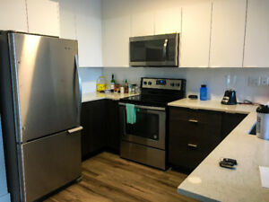 Brand new, urban 2 bdrm apartment unit available for lease