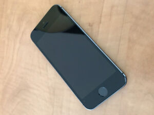 32 GB iPhone 5S - Black