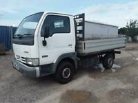 NISSAN CABSTAR 3.0T 34.10 CHASSIS CAB DROPSIDE TRUCK