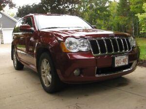 "Jeep Grand Cherokee ""S"" Limited 2008 3.0L Diesel (Mercedes)"