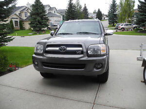 2007 Toyota Sequoia Limited  - low miles
