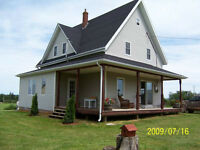 June Vacation Home, 10km West of S'side, Lane to Shore + Canoe