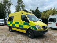 Sprinter MWB Automatic 140k Former Ambulance
