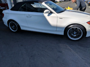 BMW 128i 2009 convertible