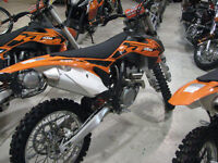 2013 KTM 250 SXF New Leftover 1 Left