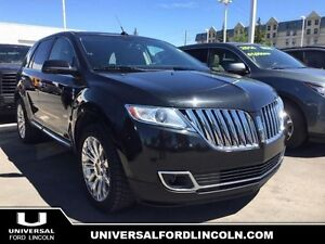 2012 Lincoln MKX Base  - Leather Seats -  Cooled Seats -  Blueto