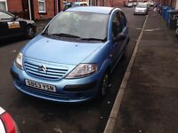 2003 Citroen C3 1.3L Petrol FOR SALE