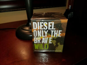 PARFUM DIESEL ONLY THE BRAVE WILD 125 ML NEUF