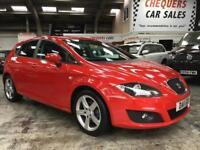 Seat Leon Tdi Cr Sport Hatchback 2.0 Manual Diesel