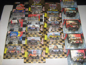 Racing Champion 1/64 scale 50th Anniversary Cars