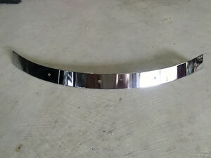 Chrome Windshield Trim Vaquero or Voyager