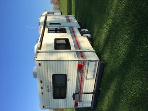 Terry Fifth Wheel trailer for sale