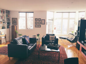 Sun Drenched Perfectly Located Mile-End Condo