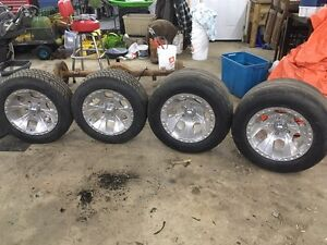 """16"""" Rims and Tires Strathcona County Edmonton Area image 3"""