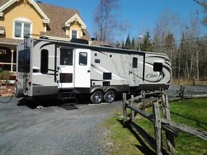 2012 Keystone Cougar High Country 309RLS
