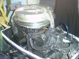 1968 johnson 15 hp  outboard