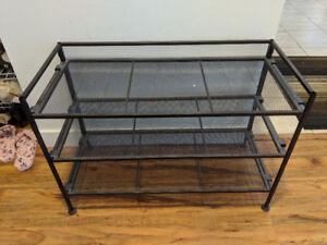 Shoe rack FOR SALE - $15
