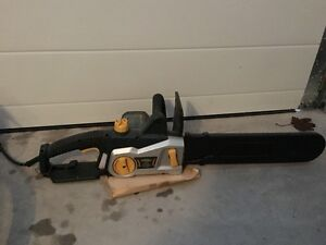 For Sale: Electric Chain Saw