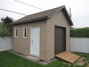 Cabanon / remise et garage — Shed and garage Gatineau Ottawa / Gatineau Area image 5
