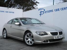 2005 55 BMW 630 3.0 Ci Automatic for sale in AYRSHIRE