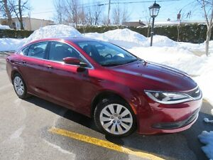 2015 Chrysler 200-Series Berline