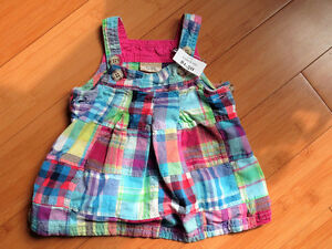 Girl Spring/Summer Dress - 3 Mths