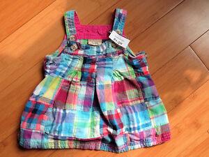 Girl Spring/Summer Dress - 3 Mths
