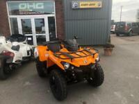 Can-Am Outlander DPS T 570 4x4 Power Steering ABS Road Legal Quad