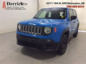2015 Jeep Renegade   Used 4WD Sport Low Mileage Bluetooth $138.1