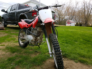 BAJA 125 dirt runner